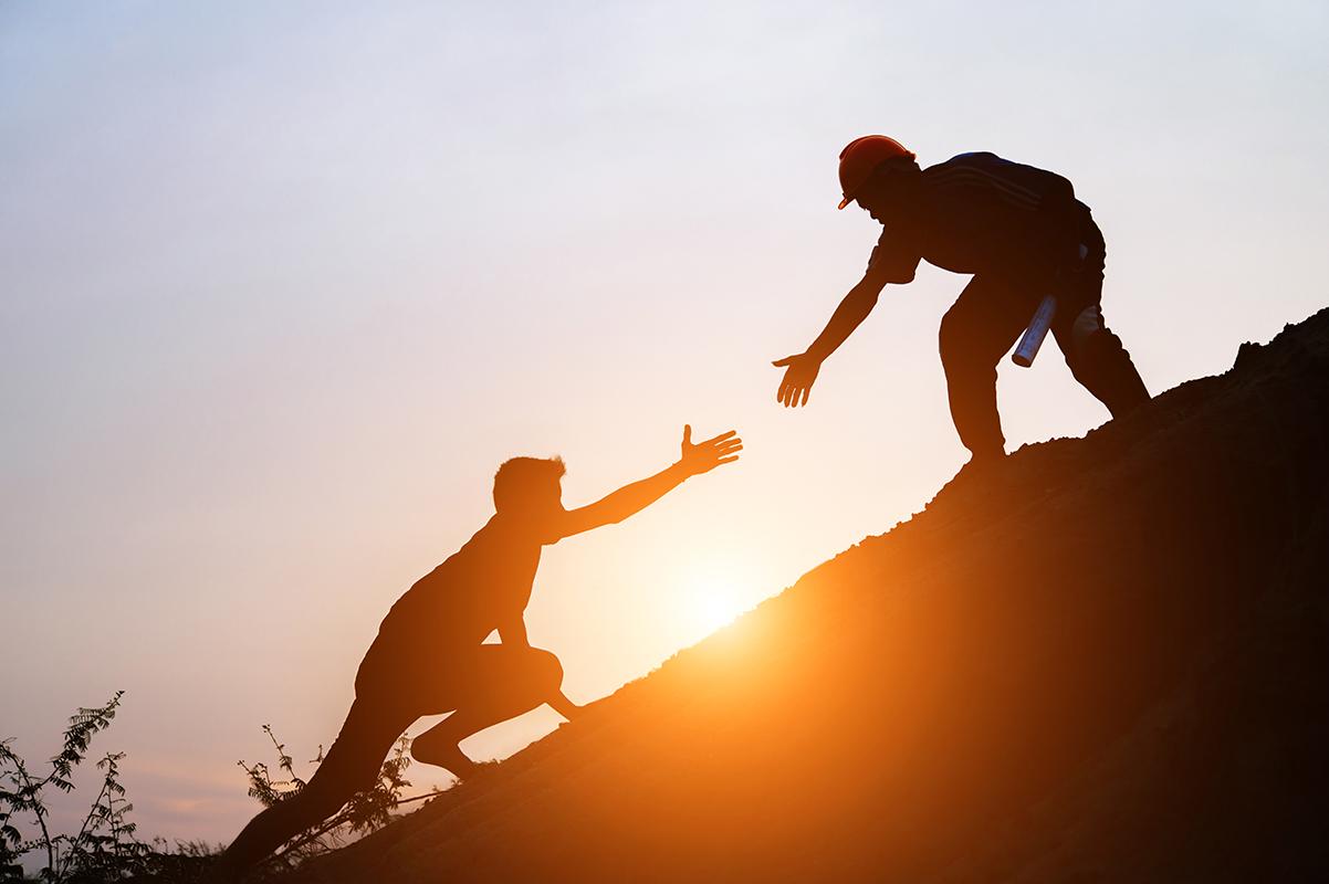 La ayuda que buscas puede estar en el peer mentoring